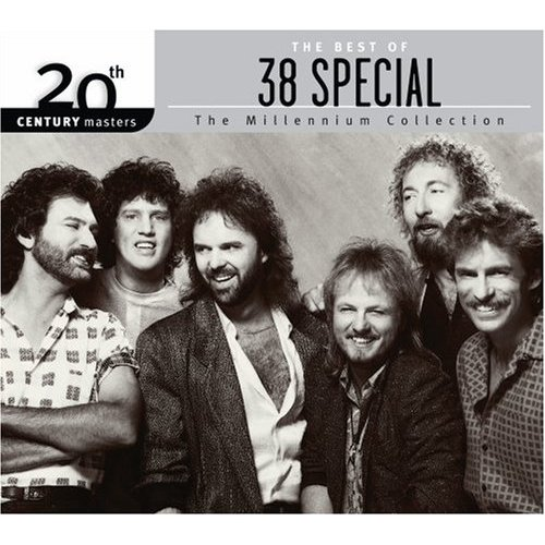 38 Special - 20th Century Masters The Best Of 38 Special Album Art