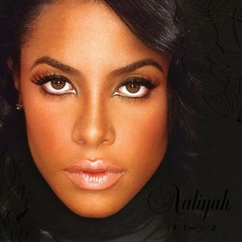 Aaliyah - I Care 4 U Album Art