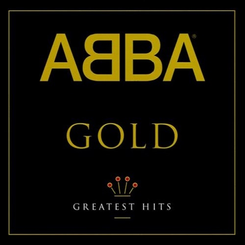 Abba - Gold Greatest Hits Album Art