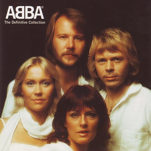 Abba - The Definitive Collection Disc 1 Album Art