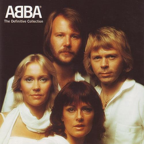 Abba - The Definitive Collection Disc 2 Album Art