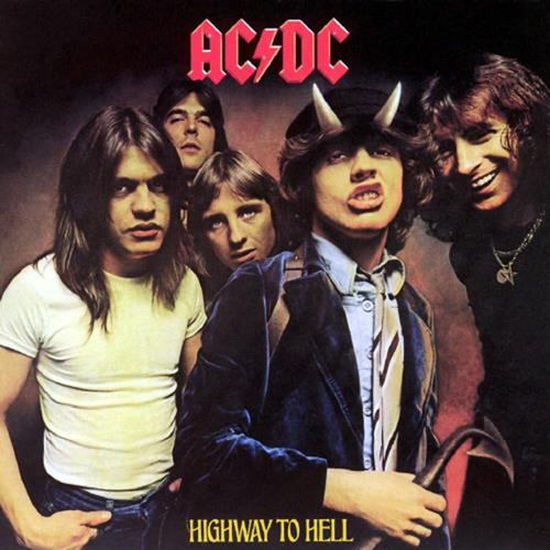 Acdc - Highway To Hell Album Art