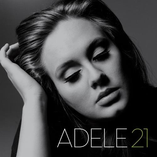 Adele - 21 Album Art