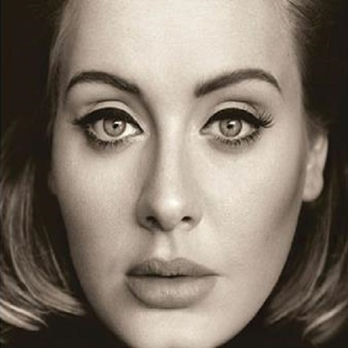 Adele - 25 Album Art