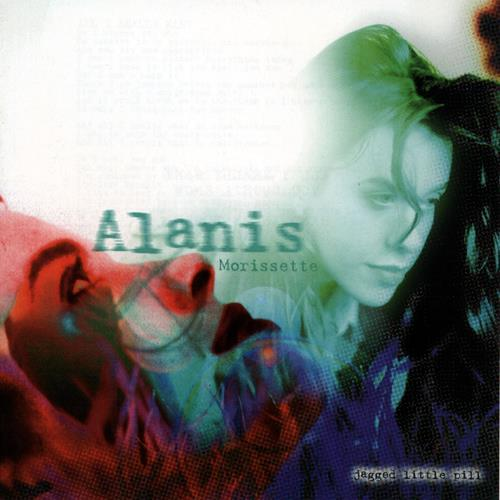 Alanis Morissette - Jagged Little Pill Album Art