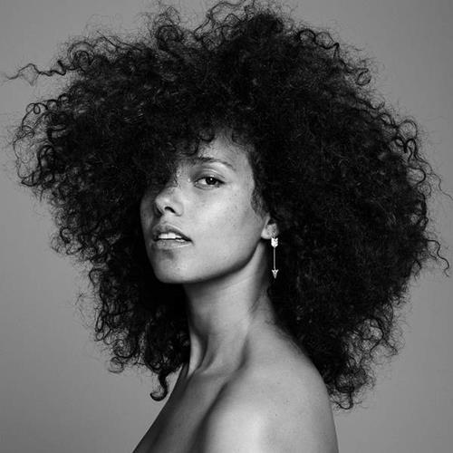 Alicia Keys - Here Album Art