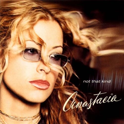 Anastacia - Not That Kind Album Art