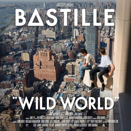 Bastille - Wild World Album Art