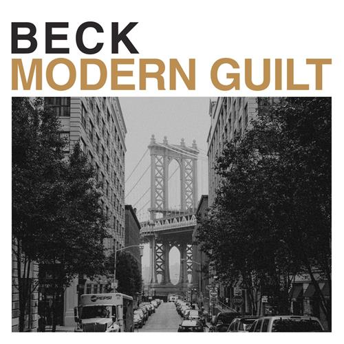 Beck - Modern Guilt Album Art