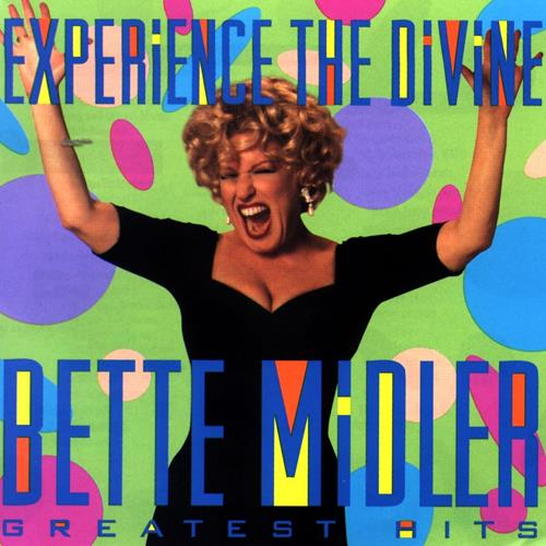 Bette Midler - Experience The Divine Album Art