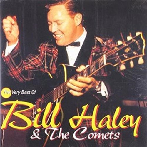 Bill Haley And The Comets - The Very Best Of Bill Haley And The Comets Album Art