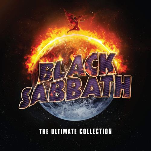Black Sabbath - The Ultimate Collection Disc 1 Album Art