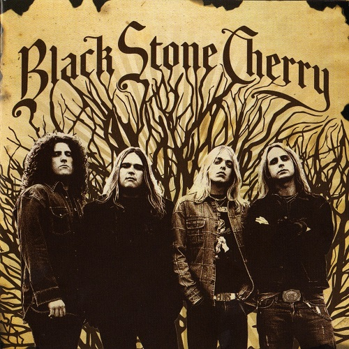 Black Stone Cherry - Black Stone Cherry Album Art