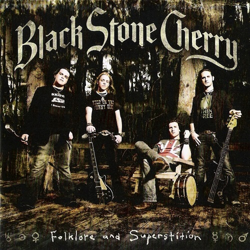 Black Stone Cherry - Folklore And Superstition Disc 1 Album Art