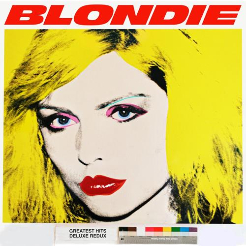 Blondie - Greatest Hits Deluxe Redux Album Art