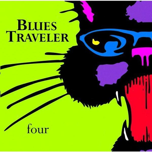 Blues Traveler - Four Album Art