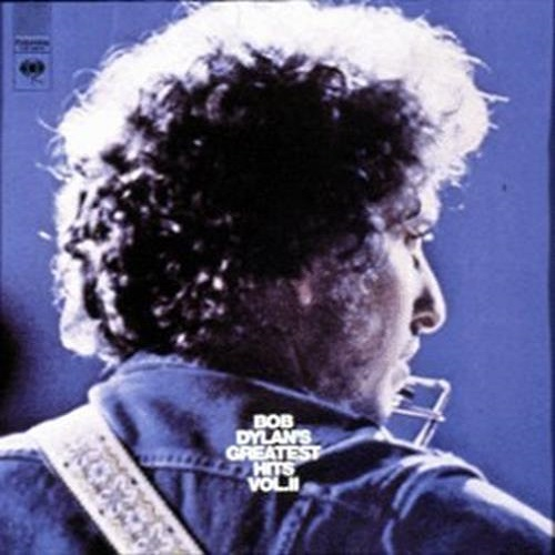 Bob Dylan - Greatest Hits 2 Album Art