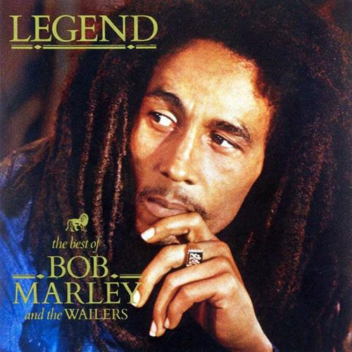 Bob Marley And The Wailers - Legend Disc 1 Album Art