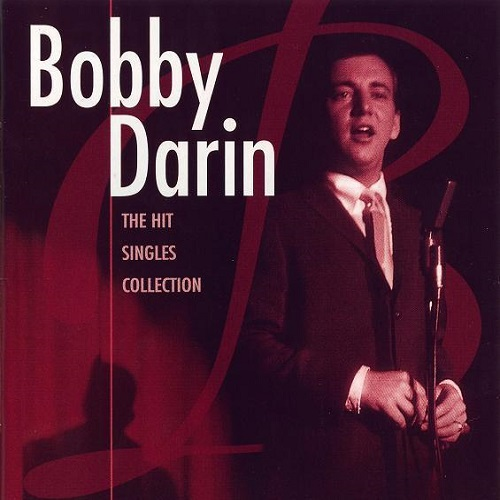 Bobby Darin - The Hit Singles Collection Album Art
