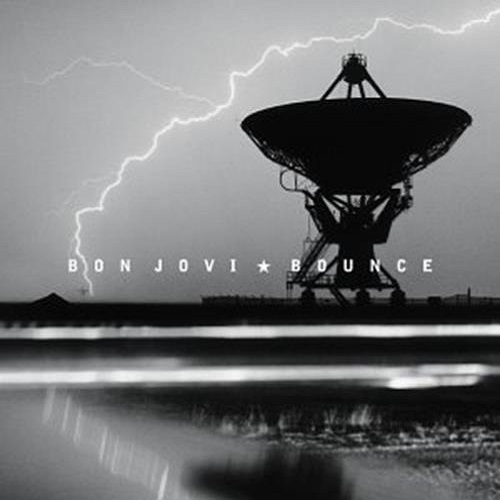 Bon Jovi - Bounce Album Art