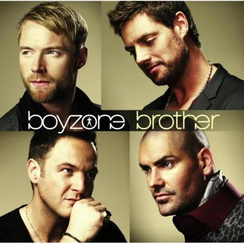 Boyzone - Brother Album Art