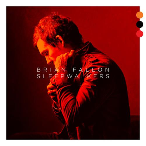 Brian Fallon - Sleepwalkers Album Art