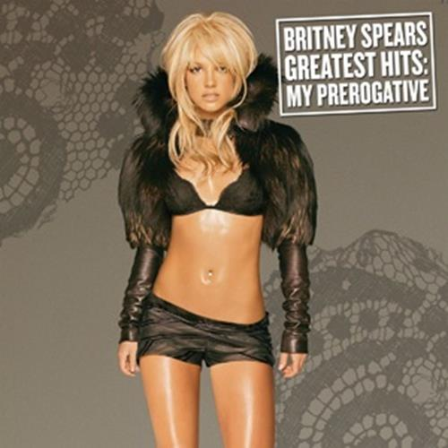 Britney Spears - Greatest Hits - My Perogative Album Art