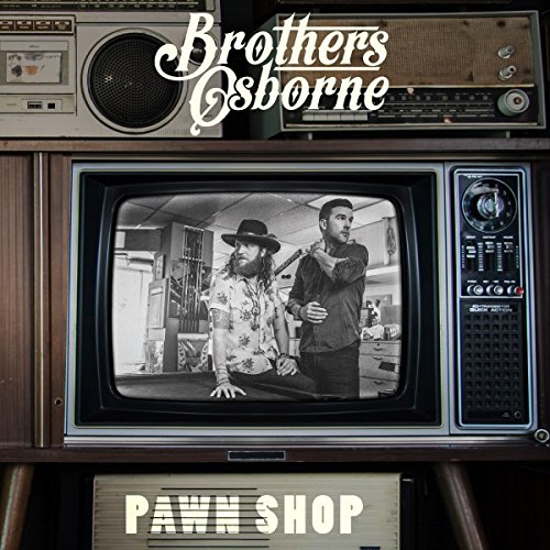 Brothers Osborne - Pawn Shop Album Art