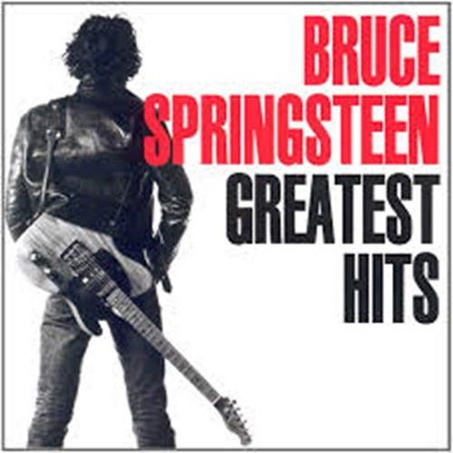 Bruce Springsteen - Greatest Hits Album Art