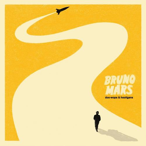 Bruno Mars - Doo-Wops And Hooligans Album Art
