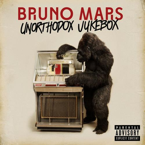 Bruno Mars - Unorthodox Jukebox Album Art