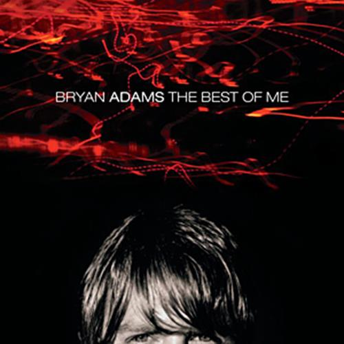 Bryan Adams - The Best Of Me Album Art