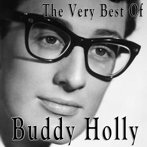 Buddy Holly - The Best Of Buddy Holly Album Art