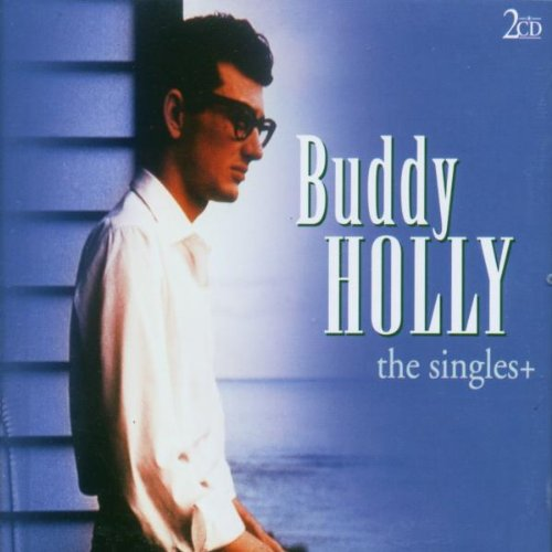 Buddy Holly - The Singles Plus Disc 1 Album Art