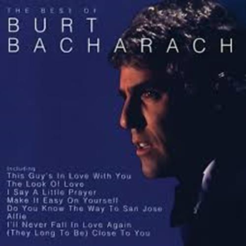 Burt Bacharach - The Best Of Burt Bacharach Album Art