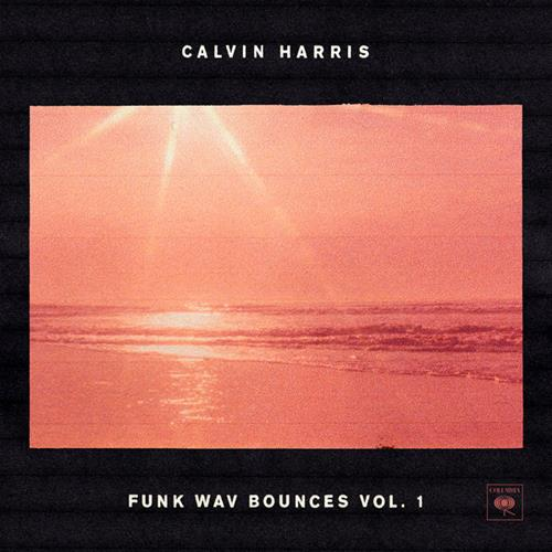 Calvin Harris - Funk Wav Bounces Vol.1 Album Art