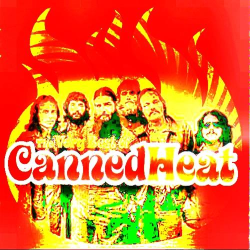 Canned Heat - The Very Best Of Canned Heat Album Art