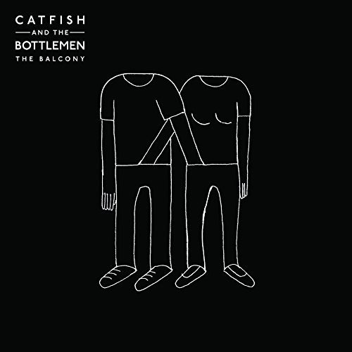 Catfish And The Bottlemen - The Balcony Album Art