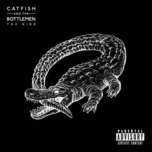 Catfish And The Bottlemen - The Ride Album Art