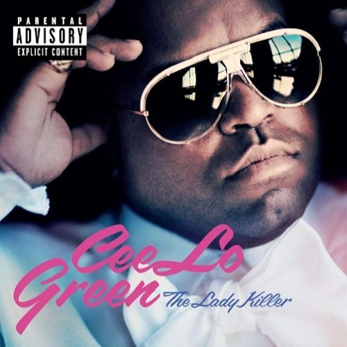 Cee Lo Green - The Lady Killer Album Art