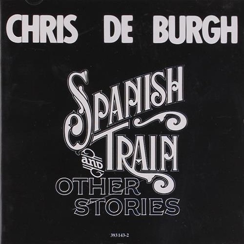 Chris De Burgh - Spanish Train And Other Stories Album Art