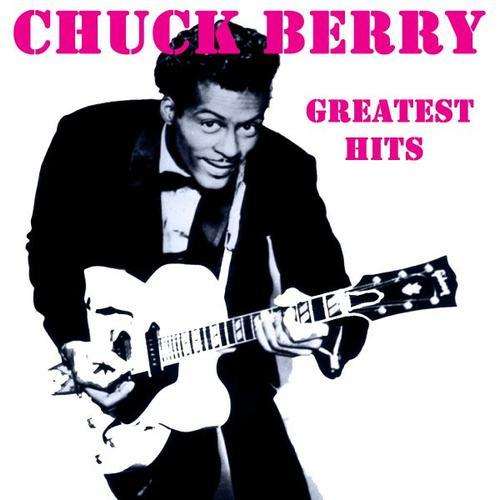 Chuck Berry - 20 Great Tracks Album Art