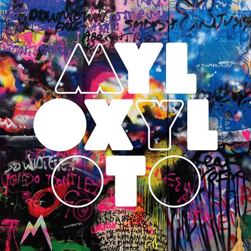 Coldplay - Mylo Xyloto Album Art