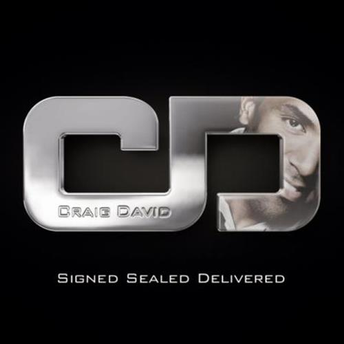 Craig David - Signed Sealed Delivered Album Art