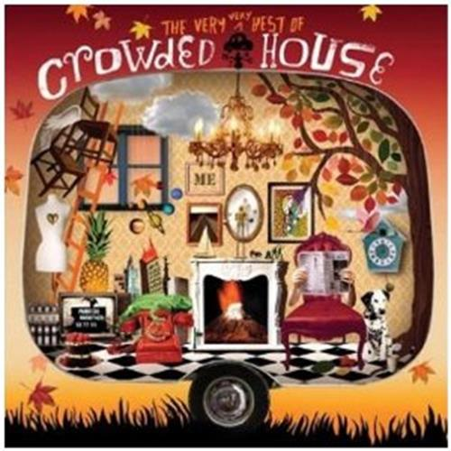 Crowded House - The Very Best Of Crowded House Album Art