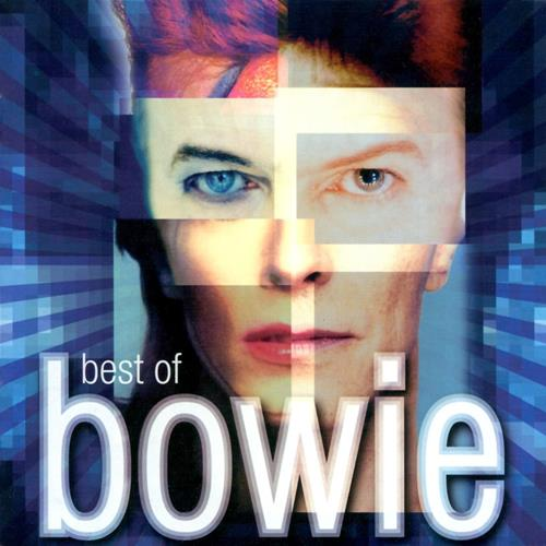 David Bowie - Best Of Bowie Disc 2 Album Art