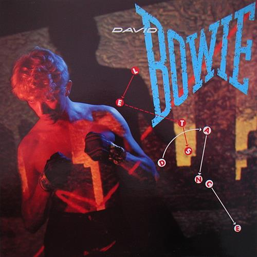 David Bowie - Lets dance Album Art