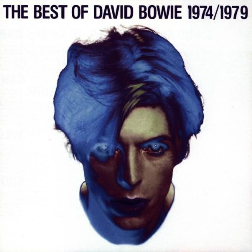David Bowie - The Best Of David Bowie 1974 - 1979 Album Art