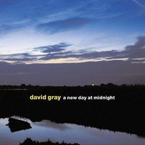 David Gray - A New Day At Midnight Album Art