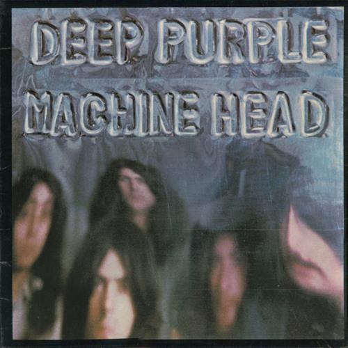 Deep Purple - Machine Head Album Art